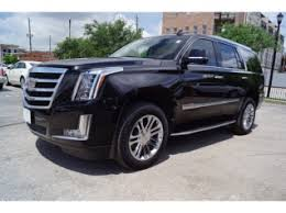 used cadillac escalade for sale in houston tx used 2017 cadillac escalade for sale 125 used 2017 escalade