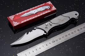 drop ship enlan odm infidel action flick button knife d2 steel