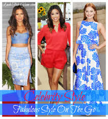 lush fab blogazine fabulous celebrity style on go