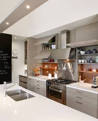 kitchen modern design kitchen modern design ideas with stainless ductless range norma