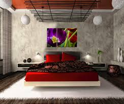 Red And Black Bedroom by Bedroom Ideas Hipster Glittering Home Decorating For Small Family
