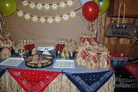 western theme decorations for home sweet table western birthday party party ideas pinterest