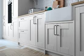 painted light grey kitchen cabinets light grey painted kitchen doors cheap kitchen