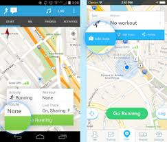 Map Your Running Route by Runkeeper Routes U0026 Friends
