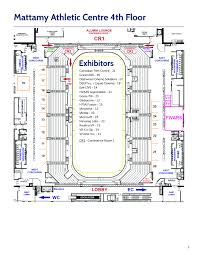 virtual reality toronto expo 2016 exhibitor floor plan vrto