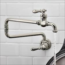 high flow kitchen faucet kitchen high flow kitchen faucet kohler sous installation delta