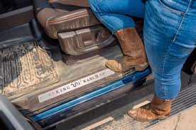 2017 ford duty vinyl floors door sill plate photo