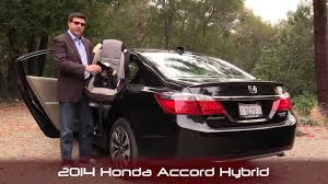 2014 honda accord hybrid child seat review youtube