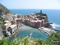 Cinque Terre Map How To Get To Cinque Terre From Florencearttrav