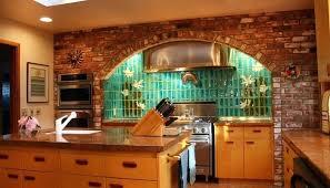 brick kitchen ideas removing brick kitchen wall modern kitchen with brick