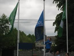 With All Flags Flying Flags Flying High In Scoil Carmel Scoil Carmel Junior National