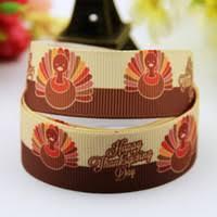wholesale thanksgiving grosgrain ribbon buy cheap thanksgiving