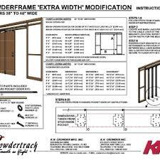 Standard Door Width Interior Standard Door Sizes Peytonmeyer Net