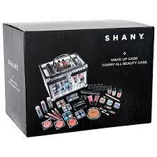 professional makeup trunk shany cameo cosmetics carry all trunk makeup kit with reusable