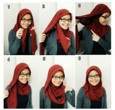 simple hijab styles tutorial segi empat tutorial hijab segi 4 yang simple dan modis andela blog