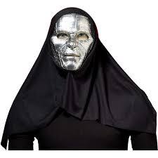 silver chrome doctor dr doom halloween costume evil robot