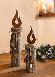 weihnachtsdekoration aus holz die besten 25 baumstamm deko ideen auf rustikale