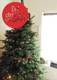Pom Pom Trees Diy Christmas Tree Garland Lavender Kay