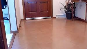 Youtube Laying Laminate Flooring We Love Paper Flooring Youtube