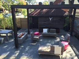 backyard oasis flattery design