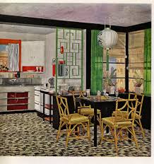 Art Deco Flooring Armstrong Flooring For 1935 A Few Chic Art Deco Kitchens Art