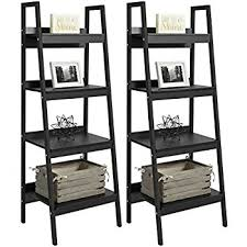 Short Ladder Bookcase Amazon Com Coaster 800319 Home Furnishings Ladder Bookcase