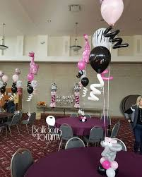23 best balloon centerpieces images on pinterest balloon