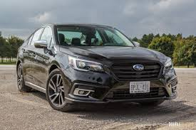 subaru legacy 2018 interior first drive 2018 subaru legacy and outback