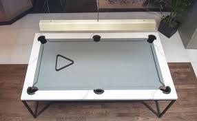 Custom Pool Tables by Daniel Finkelstein U0027s Custom Pool Table For Hotel William Gray