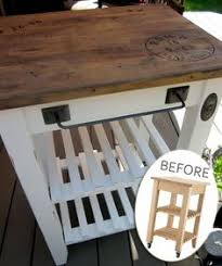 diy kitchen cart charmed crown blog diy ikea coffee cart home decor pinterest
