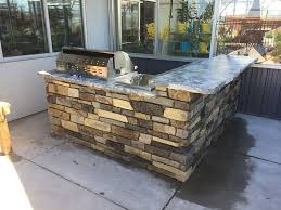 Recon Retaining Wall by Retaining Wall Water Feature Outdoor Kitchen U0026 Outdoor Living