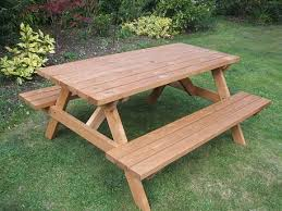 Wooden Benchs Creative Of Outdoor Wooden Tables And Benches Wooden Garden