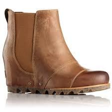 sorel womens boots canada shoestores com sorel lea wedge bootie