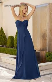 navy blue pleated chiffon bridesmaid dresses dress images