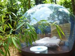 bulle chambre dormir dans une bulle qu est ce que c est bulle d r