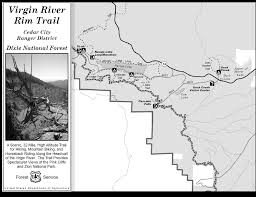 United States Map With Rivers Lakes And Mountains by Dixie National Forest Maps U0026 Publications