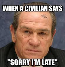 Soldier Meme - conus battle drills the salty soldier facebook