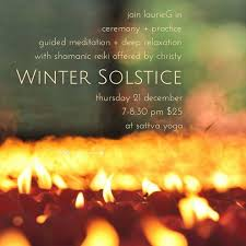 winter solstice celebration with laurieg