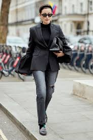 style ideas 30 all black outfit ideas for every type of style whowhatwear uk