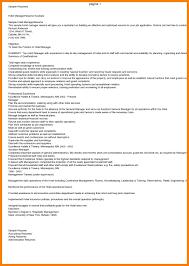 hotel resume objective job best retail and restaurant associate