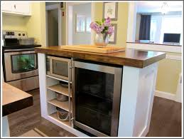 Kitchen Island Small by Setting Up A Small Kitchen Rigoro Us