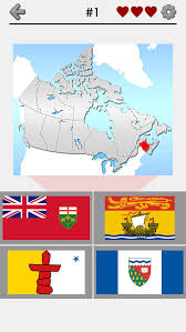 canadian map capitals canadian provinces and territories the flag capitals and map of