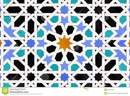 moorish ceramic tiles stock images image 30079544
