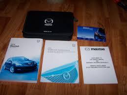 2008 mazda 3 owners manual mazda amazon com books