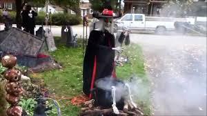 halloween yard haunt 2011 youtube