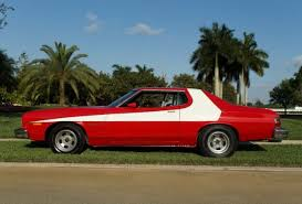 The Car In Starsky And Hutch 1974 Ford Torino