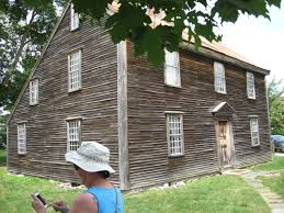 saltbox house style one town two presidents three houses four generations past in