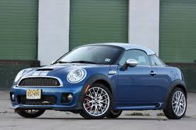 2012 mini john cooper works coupe autoblog