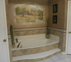 bathroom tile murals