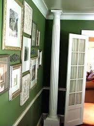 interior pillars columns in houses interior sofa cope
